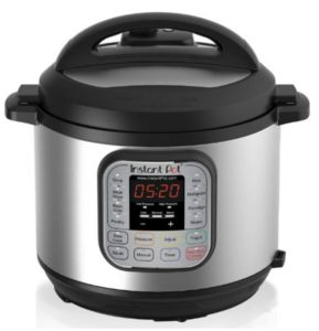 Instant Pot IP-Duo60 7-1 Electric Pressure Cooker